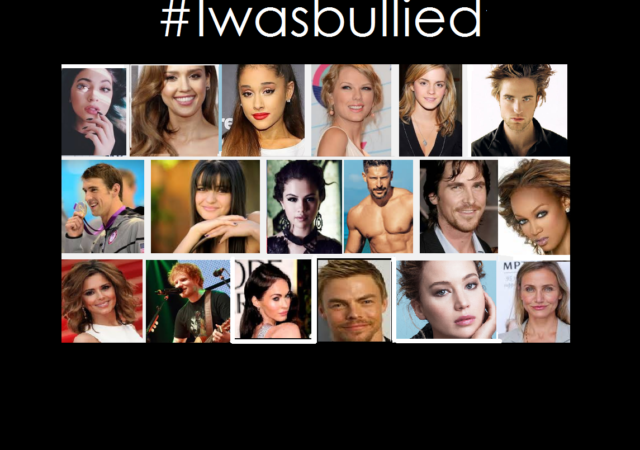 Earwig launches anti-bullying campaign #Iwasbullied