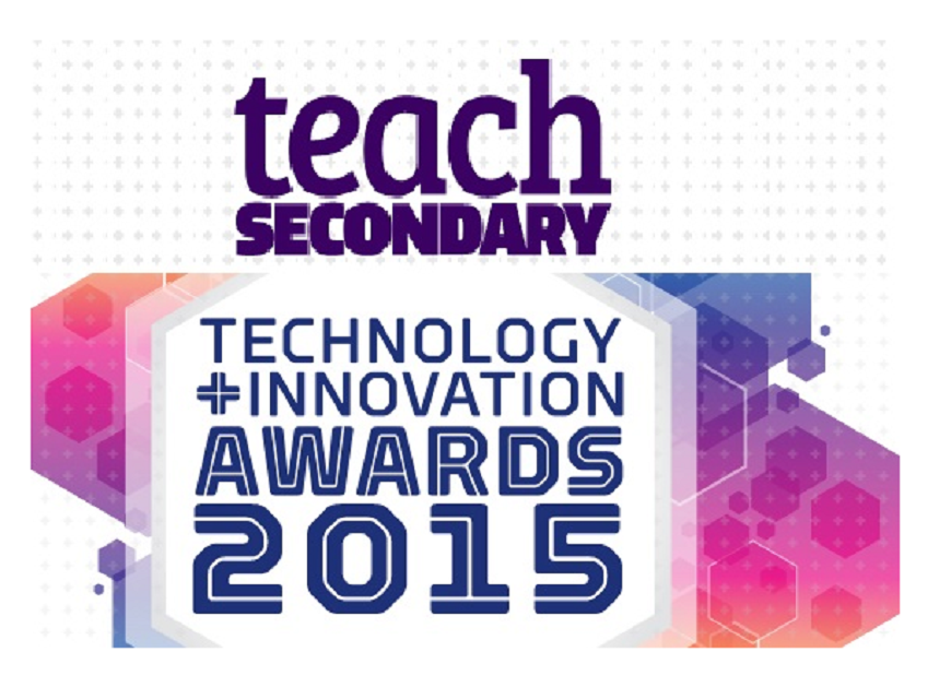 WINNER! Earwig wins Best Resource Award in Teach Secondary