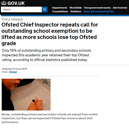 Ofsted 2