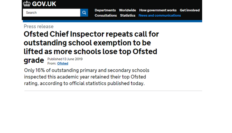 Ofsted FEATURED