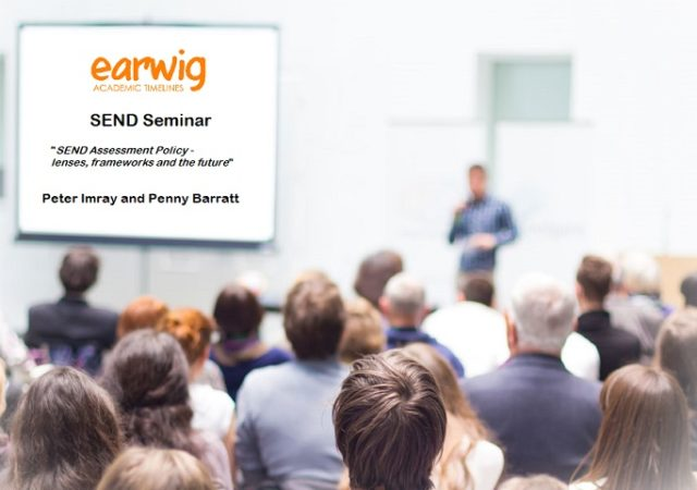 The Earwig SEND Seminar